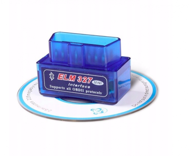 Interfejs ELM 327 Bluetooth MINI BT OBD2 v2.1